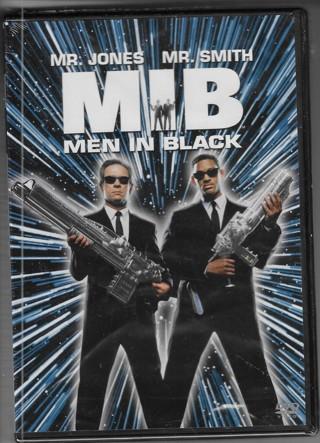 Brand New Never Been Opened MIB Men In Black DVD