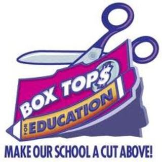 (1) Box top for Education exp 6/1/13