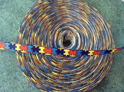 Brand New Autism Awareness Ribbon