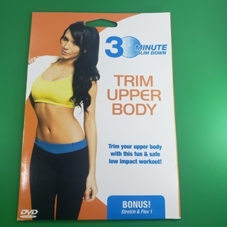 3 minute Fitness DVD
