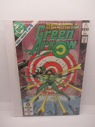 GREEN ARROW NO.1