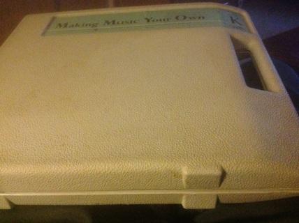 MAKING MUSIC YOUR OWM K by SILVER BURDETT