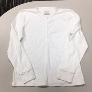 Women's Size XL White Pullover By Izod