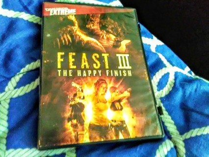 Feast 3 - dvd - Horror - Rated R