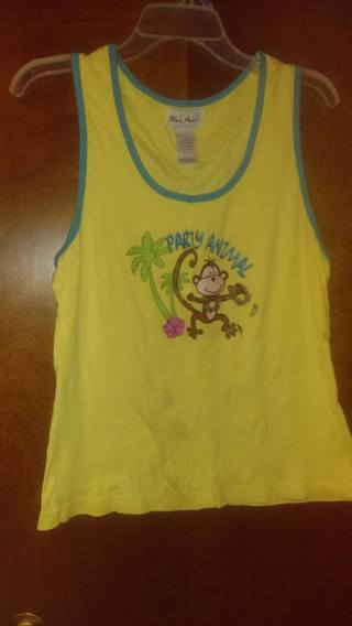 Party Animal Tank Top