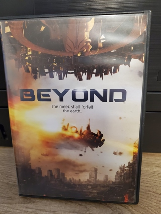 """DVD - """"Beyond"""" - not rated"""