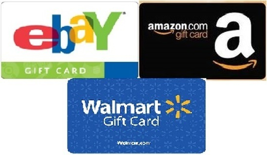 Santa Baby ;} $100.00 Wal-mart,eBay, or Amazon Gift Card Tiered Auction with Bonuses!!