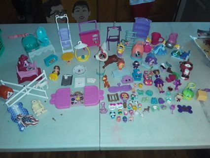 Doll stuff U GET ALL