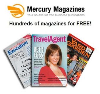 Free: $10 Mercury Magazines Gift Card Voucher Code FREE