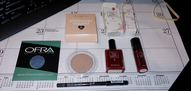Small makeup auction