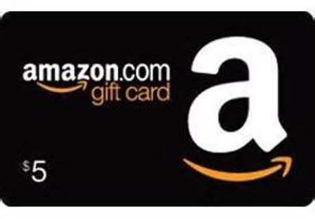 *AMAZON GIFT CARD * GIN