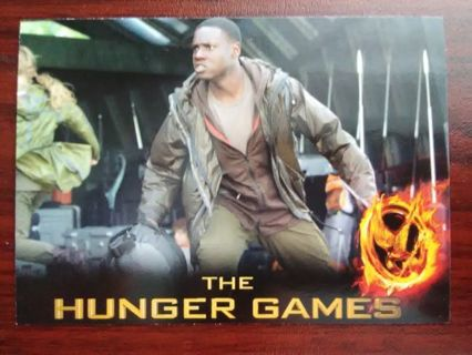 """2012 NECA The Hunger Games """"Thresh"""" Trading Card #59"""