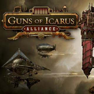 Guns of Icarus Alliance + Guns of Icarus Online - Steam Key