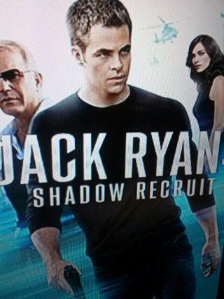 Jack Ryan shadow recruit uv code