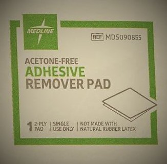 ✨※✨Adhesive Tape Remover Pads (2)