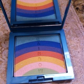 Rainbow Eye Palette by Boots No 7 eye shadow