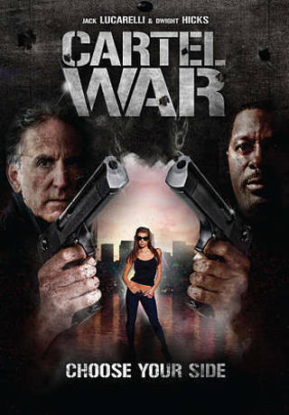 2012 Cartel War Violent Gangs DVD Movie-New & Sealed-Choose Your Side-Rated R