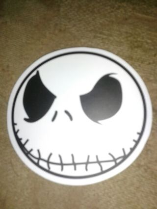 Jack Skeleton sticker