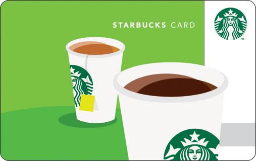 $5 Starbucks E-gift code