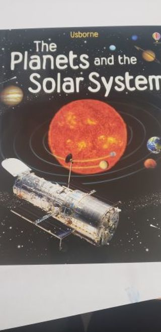 New planets & the Solar System Book
