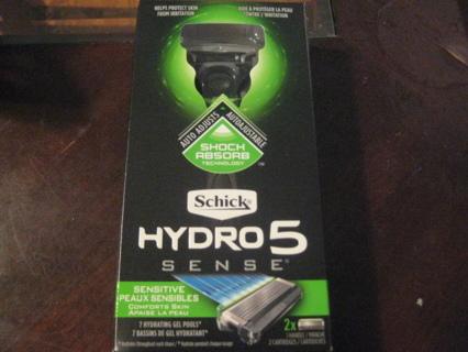 SCHICK HYDRO 5 SENSE