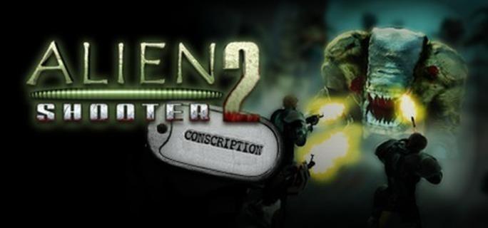 Alien Shooter 2 Conscription - Steam Key