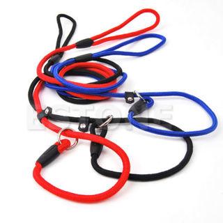 Dog whisperer Cesar Millan style Slip Training leash lead collar