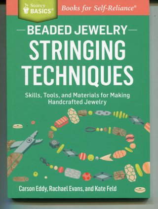 Beaded Jewelry Stringing Techniques-PB/83 Pgs.