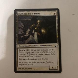 MTG - nyxborn shieldmate