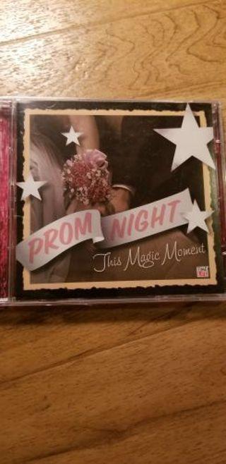 Prom night cd