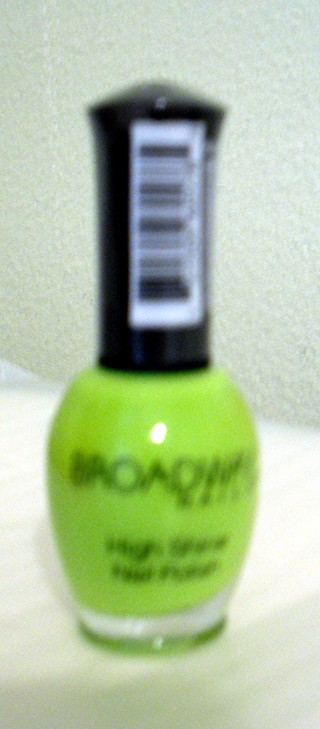 NEW~Broadway High Shine Nail Polish