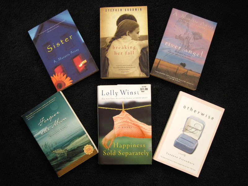 Free Six Novels Lolly Winston Maryanne Stahl Suzanne Finnamore