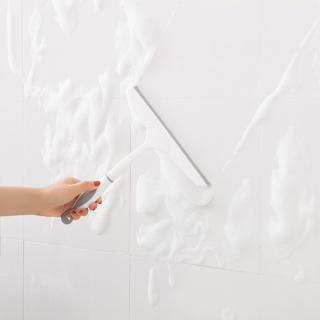 [GIN FOR FREE SHIPPING] Practical Soft Glass Scraper Wiper Window Brush Cleaner