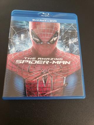 Amazing Spiderman DVD