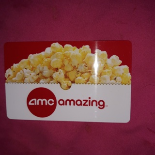 $10.00 AMC Egift Card