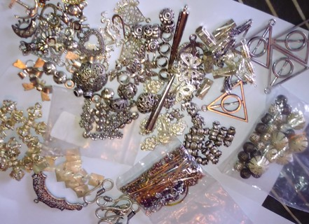 Jewelry Supplies MUST LOOK!! - Destash jewelry findings & parts