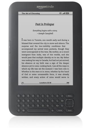 Kindle 3G + Wifi