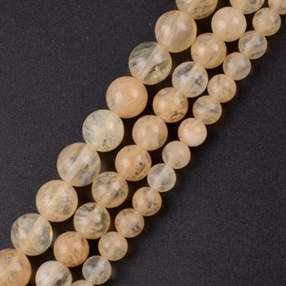 Yellow Citrines Quartzs Loose Beads