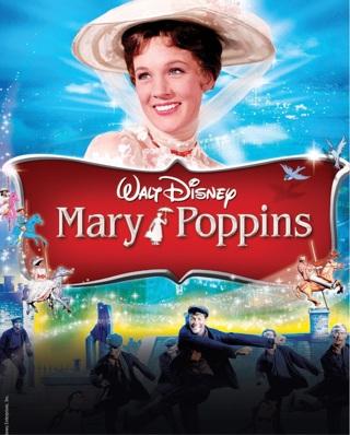 Disney's Mary Poppins HD MA code
