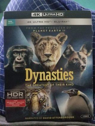 Dynasties 4k