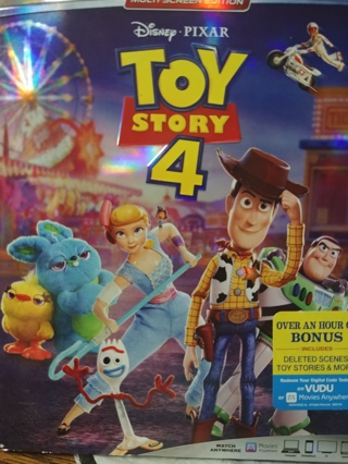 DISNEY'S  TOY STORY 4 ((new RELEASE))