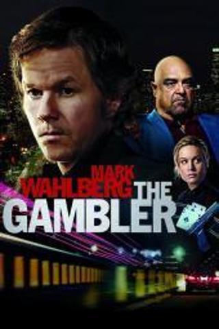 THE GAMBLER DVD IN WHITE SLEEVE