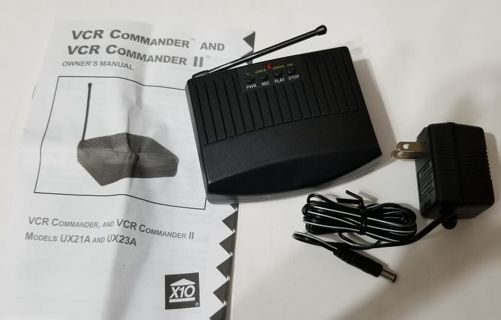 Selling new X10 whole house vcr controller model ux23a