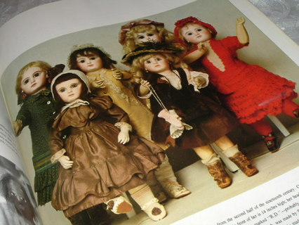 THE DOLL Collectible Antique Doll Book