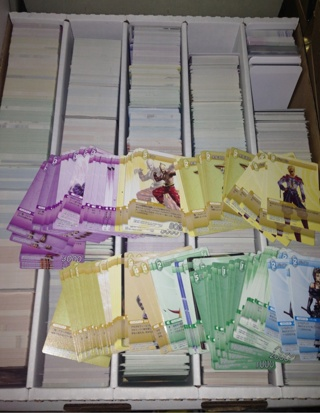 Final Fantasy Trading Card Game TCG Chapter 2 Japanese Card - Winners Choice, Tiered Auction