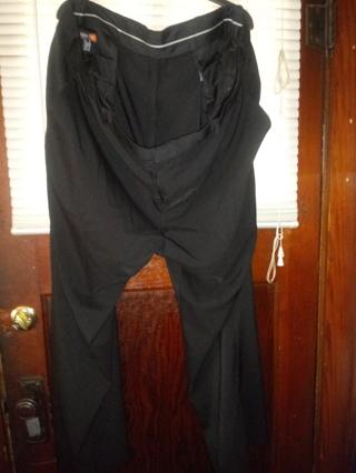 Big Men's Van Heusen Dress Slacks SIZE 48 X 29