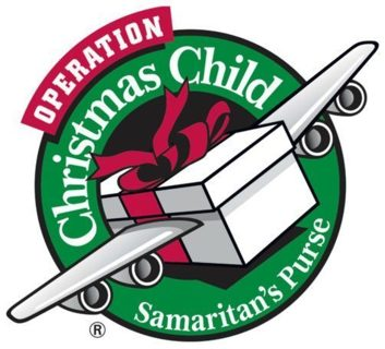 Operation Christmas Child Decal