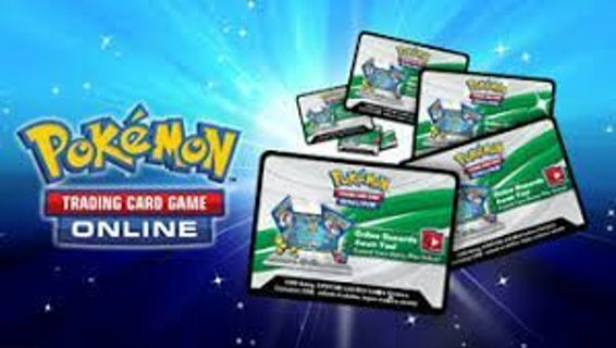 Pokemon tcg online code