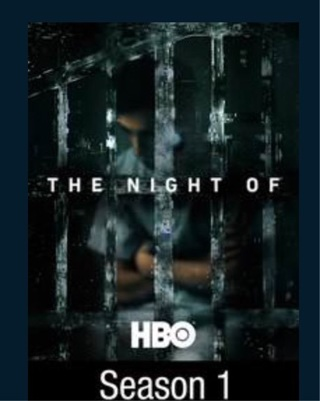 The Night Of first season. Digital HD. iTunes only