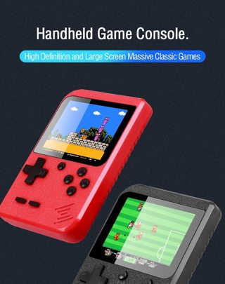 8 Bit Retro Mini Pocket Handheld Game Player